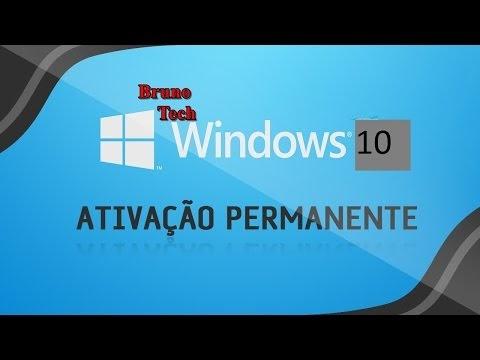 Ativando Windows 10 Pro - Simples, Rápido e Funcional 29/08/2016