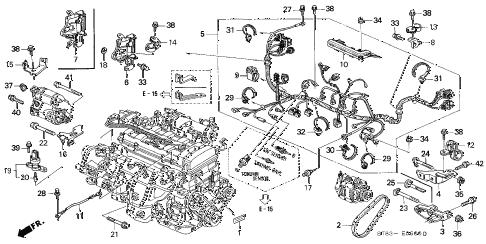 Acura Integra Gsr Engine Diagram | Acura Integra Engine Diagram |  | Acura Wiring Diagram Download - Blogger.com