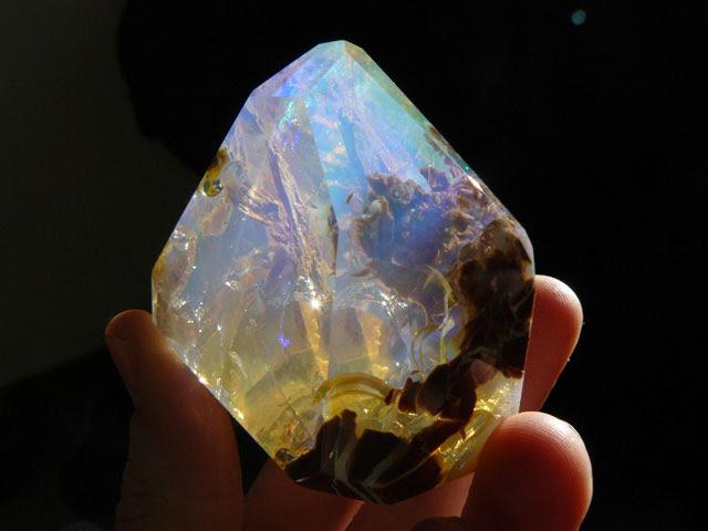 océan à l'intérieur d'une opale Oregon butte (9)