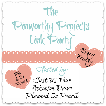 Pinworthy Projects Party Button