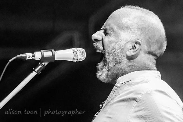 Roddy Bottom, keys and vocals, Faith No More