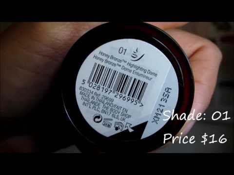 THE BODY SHOP AND HALF PRICED BOOKS HAUL (VIDEO FORMAT)