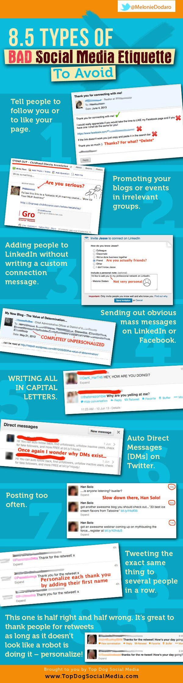 8.5 Bad types of Social Media