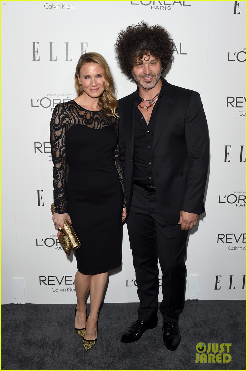renee zellweger elle women in hollywood event with boyfriend 13