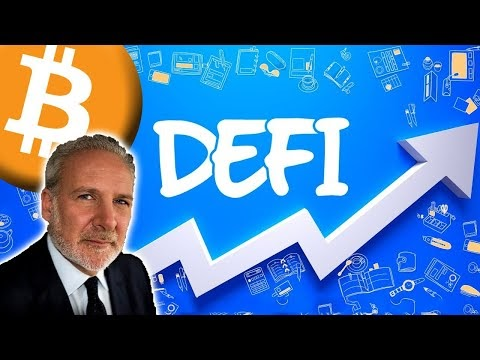 NEW WAY TO EVALUATE DEFI PROJECTS - PETER SCHIFF BEGS FOR BITCOIN