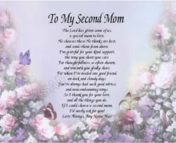 Quotes About Second Mom 42 Quotes