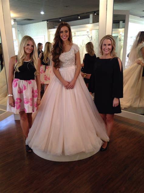 "Jessa Duggar says ""Yes to the Dress"" at Tesori! ? Tesori"