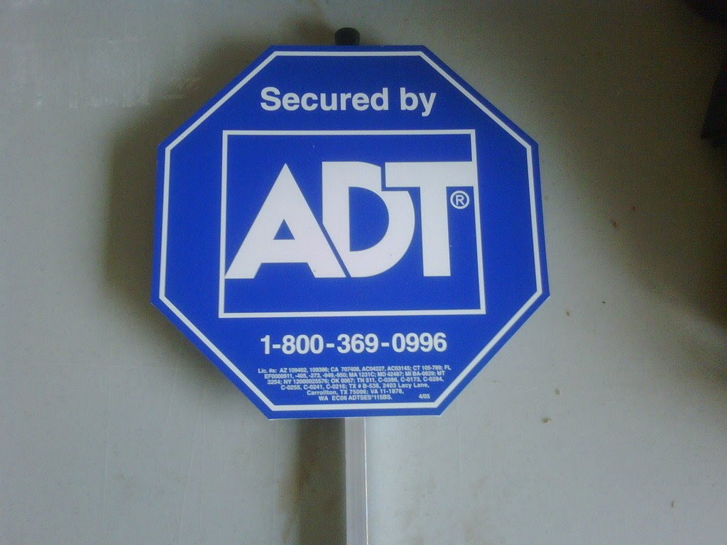 Buy Adt Home Security Signs 1 Adt Home Security Alarm