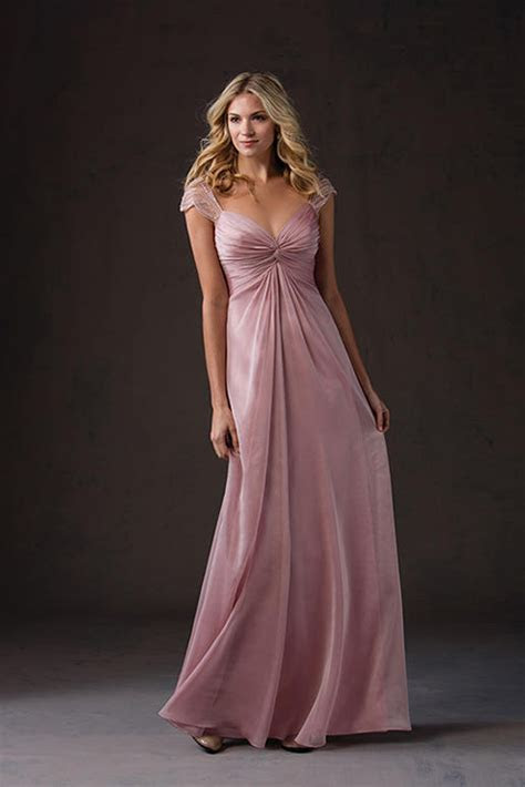 Designer Bridesmaid Dresses and Gowns   Bridal Reflections