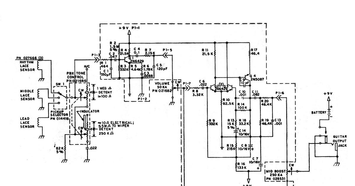 Fender Noiseles Jazz Bas Wiring Diagram