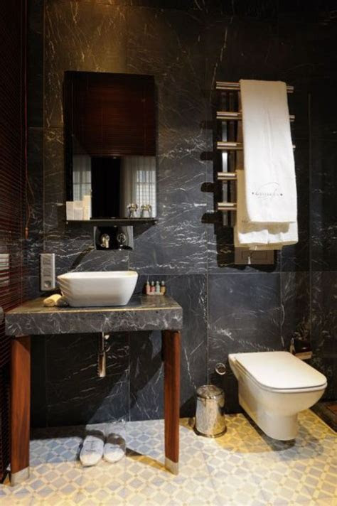 stylish masculine bathroom design ideas comfydwellingcom