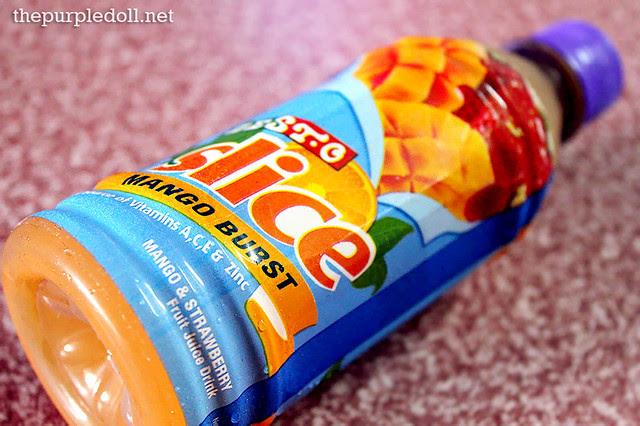 Zesto Slice Mango Burst