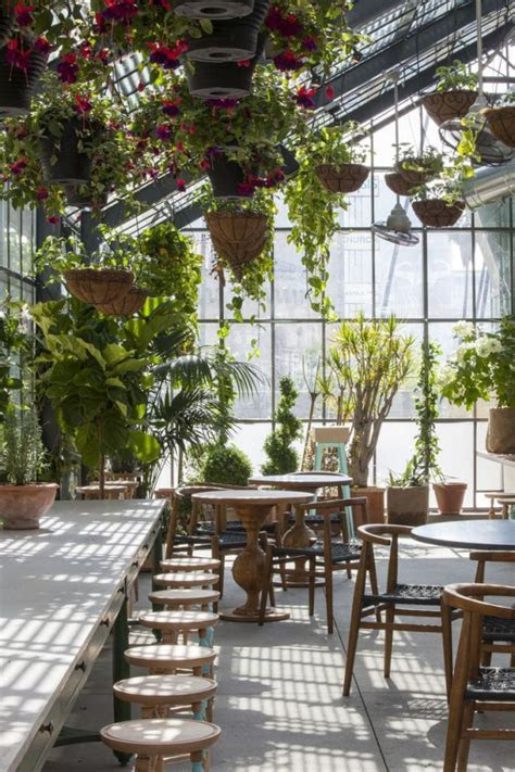 Greenhouse Eating at the Ace Hotel, LA   Trendland