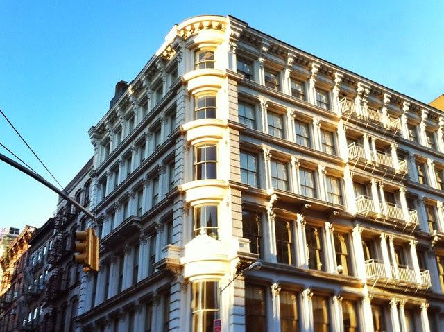Gunther Builing, Broome Street