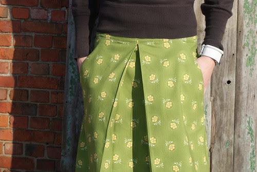 lente in een rok!