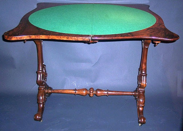English Game Tables For Sale - Antiques.com - Classifieds