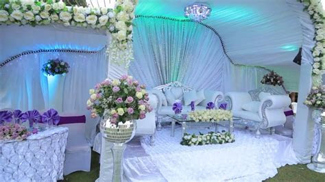 Asha and Brian's Wedding Decor By Event Styles Uganda
