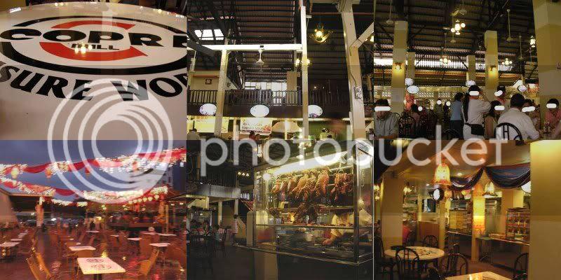 copra mill food court