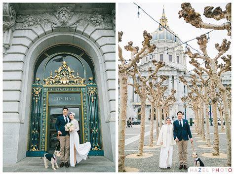 San Francisco City Hall Documentary Wedding Photographer