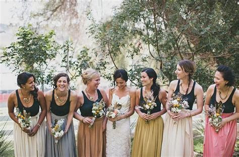 10 stylish bridesmaid dress trends your maids will love