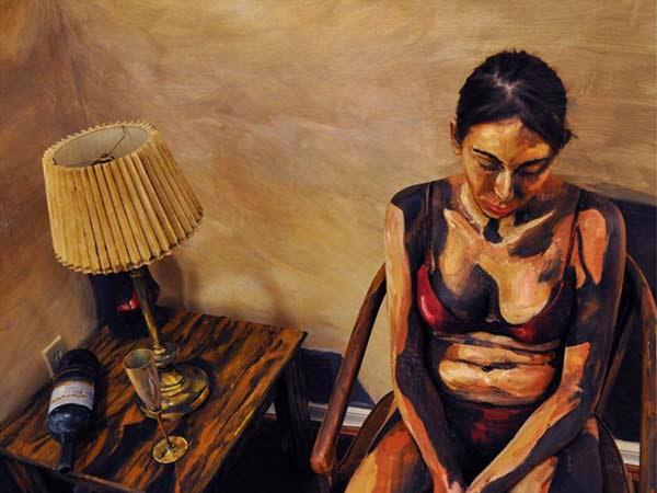 "perierga.gr - ""Ζωντανοί"" πίνακες ζωγραφικής!"