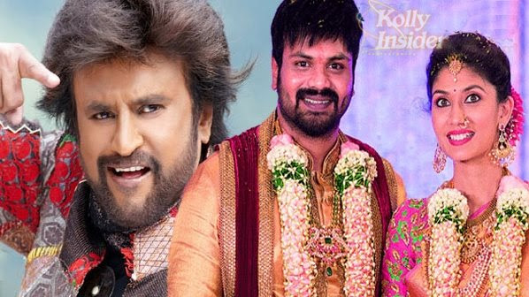 Rajinikanth will not dance at Mohan Babu's son wedding