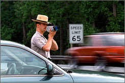 The National Motorists Association has prepared a list of the cities where highway drivers are most likely to encounter aggressive speeding enforcement.