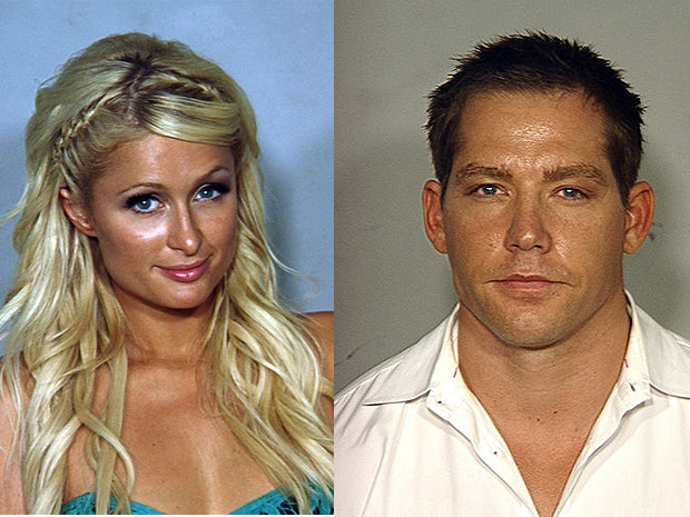 Paris Hilton e o namorado, Cy Waits