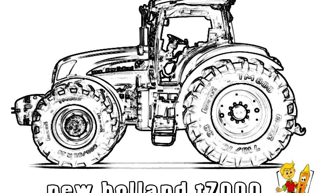 traktor ausmalbilder fendt  ausmalbilder traktor fendt