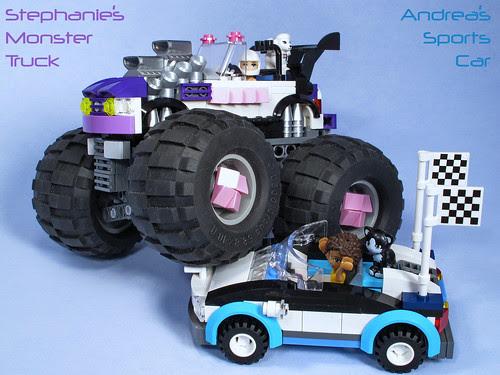 Stephanie's Monster Truck