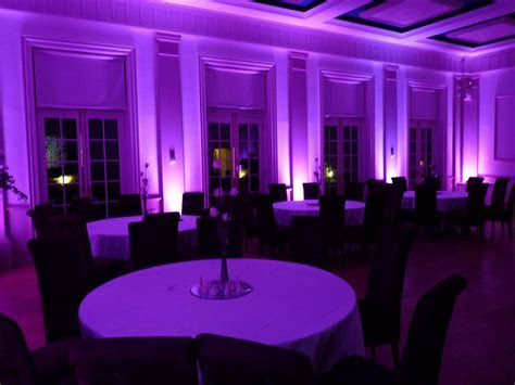 Mood Lighting by Keith Woods Weddings and Events