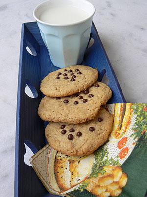 cookies et lait 1