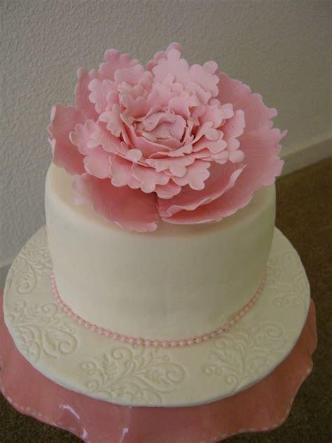 10Th Wedding Anniversary Cake   CakeCentral.com