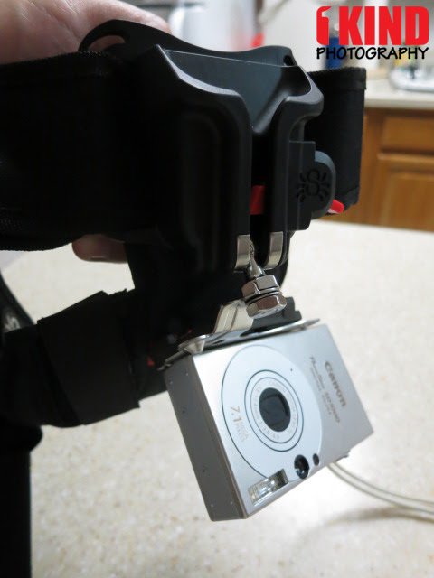 Review: The Spider Holster Black Widow Thin Tripod Adapter Plate