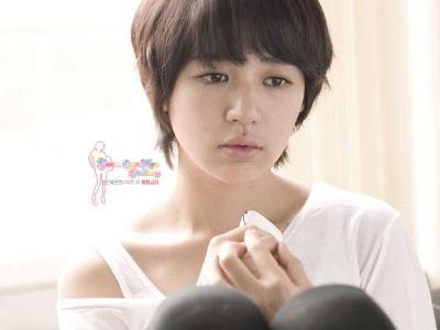 Model Rambut Korea