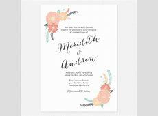 Wedding invitation wording that won't make you barf   Whimsical wedding invitations, Wedding