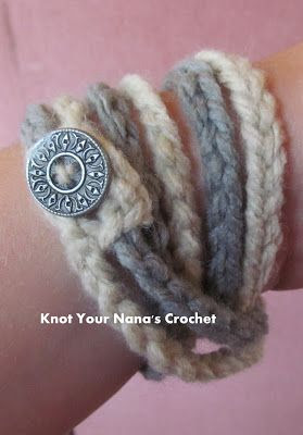 Super-Easy-Crochet-chain-bracelet