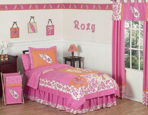 Surfer Girl Bedroom Ideas