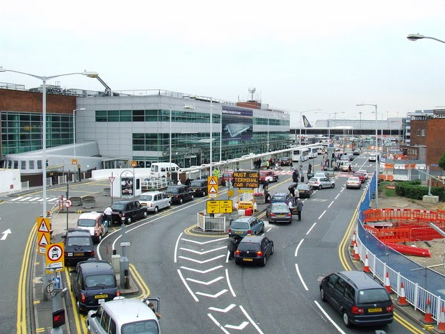 WLTM Transport Blog: Heathrow Terminal Two 04/06/14