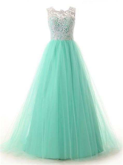 25  Best Ideas about Mint Prom Dresses on Pinterest   Prom