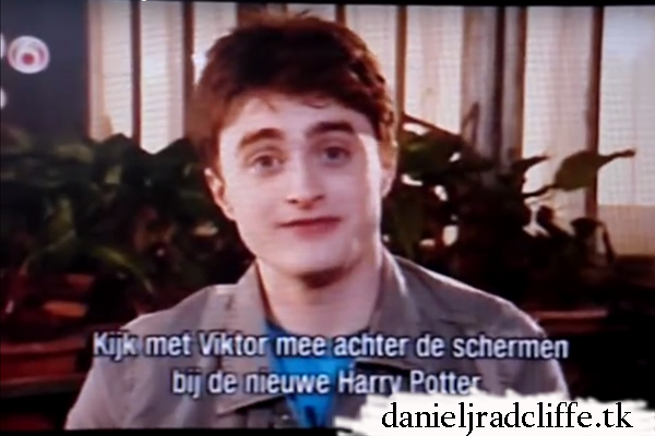 SBS 6's Harry Potter Behind the Magic (Half-Blood Prince)