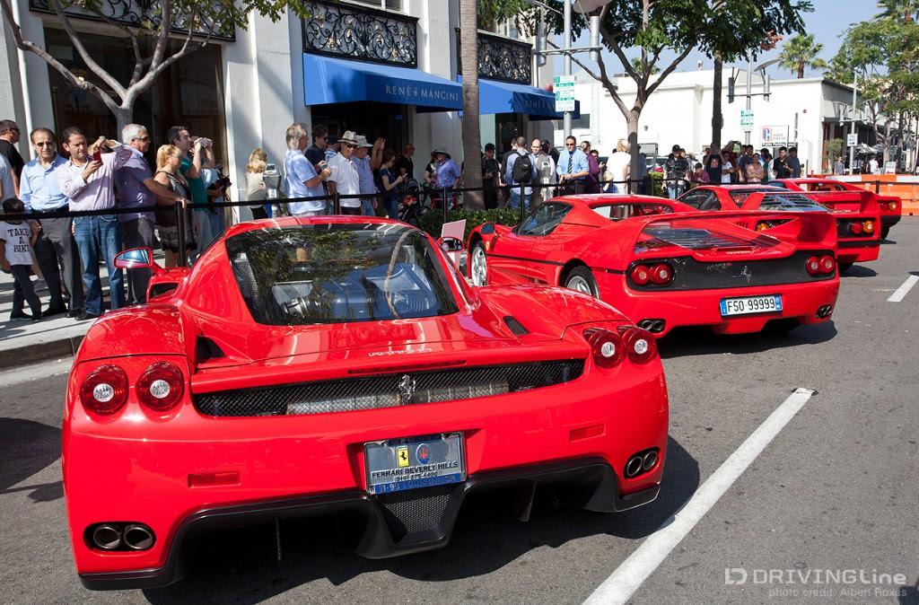 Ferrari USA Celebrates 60 With 60 | DrivingLine