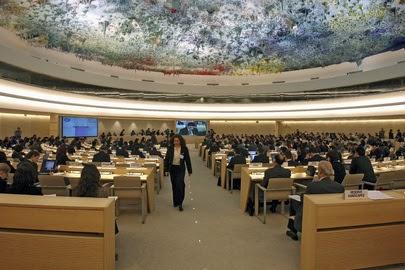 Revisão Periódica Universal da ONU questiona direitos humanos na preparação para Copa de 2014