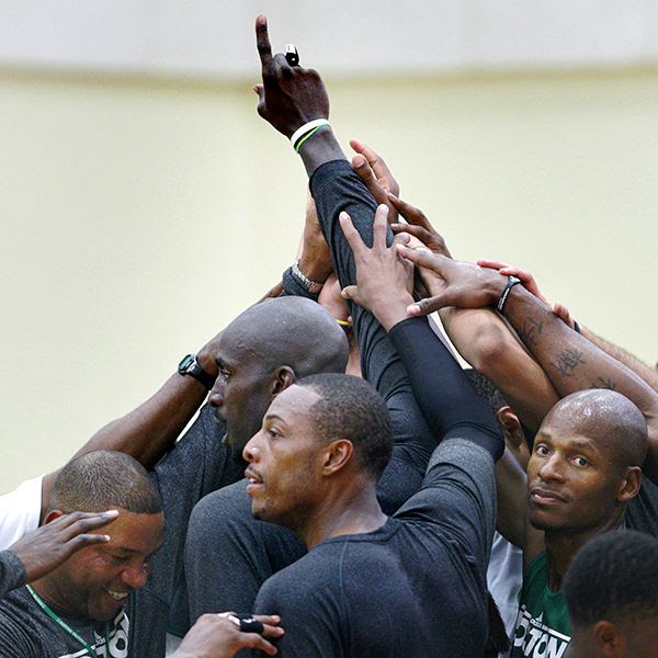 Celtics Training Camp