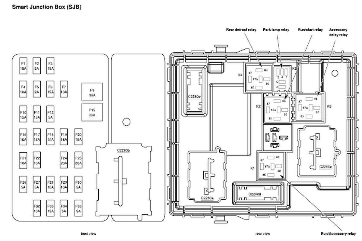 35 2006 ford escape wiring diagram