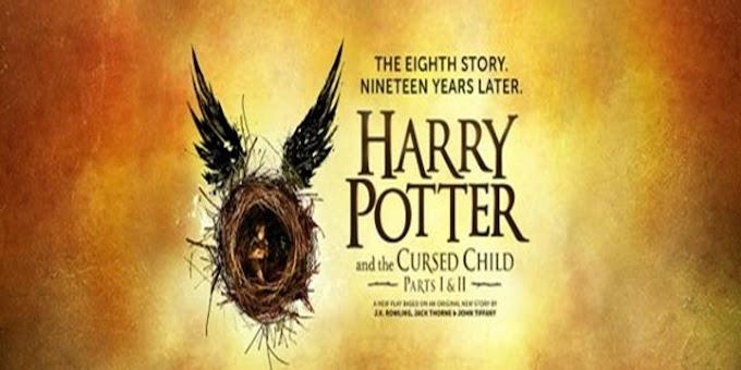 Cursed Child: Vejam os atores que interpretarão Harry, Rony e Hermione.