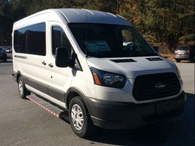 Wheelchair Vans For Sale 2018 Ford T350 Transitworks