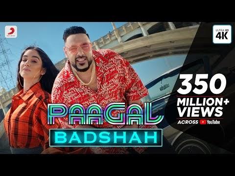 Badshah | Paagal | Official Music Video | Latest Hit Song 2019 hindi song