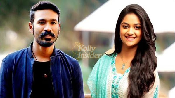 Haven't walked out of Dhanush's film: Keerthy Suresh