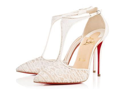 Standout Wedding Shoes From New York Bridal Fashion Week